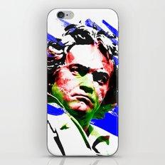 Ludwig van Beethoven iPhone & iPod Skin