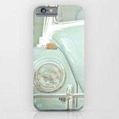 Mint Bug iPhone 6 Slim Case