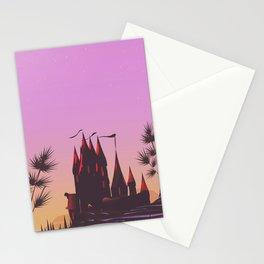 Fantasy Castle Stationery Cards