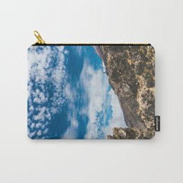 Iztaccihutal Volcano, Mexico City Carry-All Pouch
