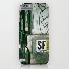 San Francisco Weekly Slim Case iPhone 6s