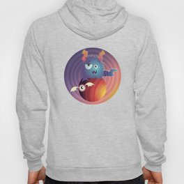Monster in your head Hoody