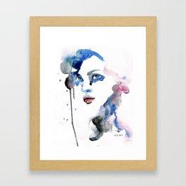 Elina Three Framed Art Print
