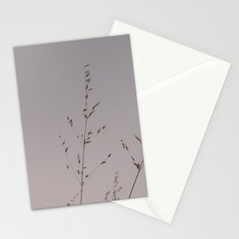 grain ii Stationery Cards
