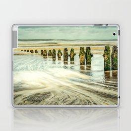 Wave Breaks Laptop & iPad Skin