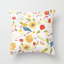 Silvestre Throw Pillow