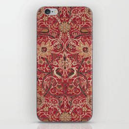 William Morris Bullerswood Pattern iPhone Skin