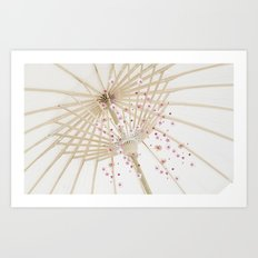 And it is spring... Art Print