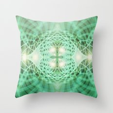 Geometry Dreams : Eternal Throw Pillow