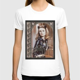 Julie Newmar T-shirt