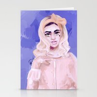 marina Stationery Cards featuring Marina by shirley