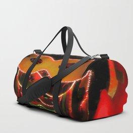Mardi Gras Masquerade!! Duffle Bag