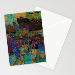Face Melter Stationery Cards