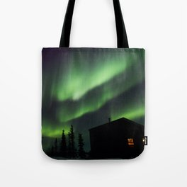 Northern Lights 2 Tote Bag