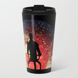 Illusive man ( Mass Effect ) Travel Mug