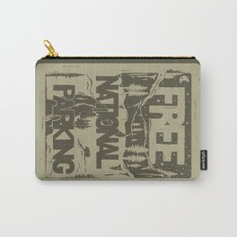 PRKNG Carry-All Pouch