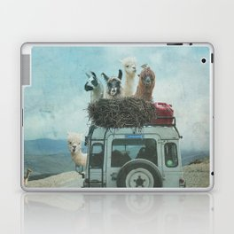 ALPACA WANDERLUST II SUMMER EDITION Laptop & iPad Skin