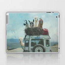 ALPACA WANDERLUST II SUMMER EDITION Laptop & iPad Skin
