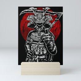 Ronin Reaper, Samurai Mini Art Print