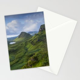 Up in the Clouds II Stationery Cards