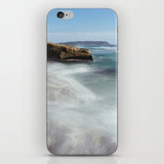 Noordhoek Beach - Long Exposure Seascape iPhone & iPod Skin