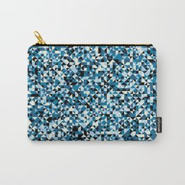 Black & Blue Carry-All Pouch