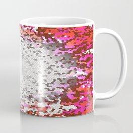 Resonance, Abstract Art Tiles Mosaic Coffee Mug