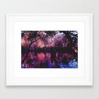 fairies Framed Art Prints featuring Fairies  by ZoeElaina