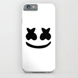 Marshmello design 2 iPhone Case