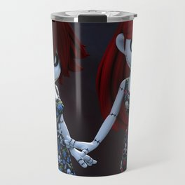 Gothic Rag Dolls Travel Mug