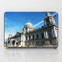 dublin iPad Cases featuring Dublin Days by ainslieeee