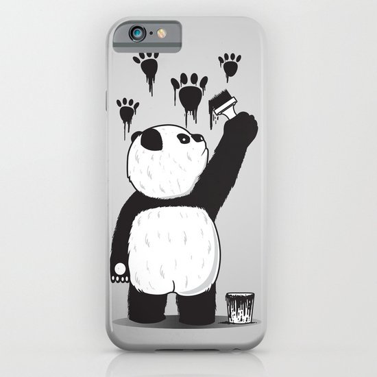 Pandalism iPhone & iPod Case
