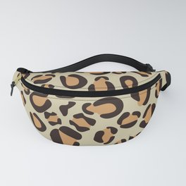 Animal Paws Fanny Pack