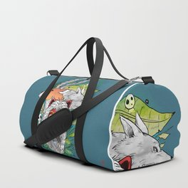join the forest princess Duffle Bag