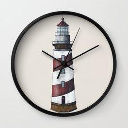 Nautical Light House Wall Clock