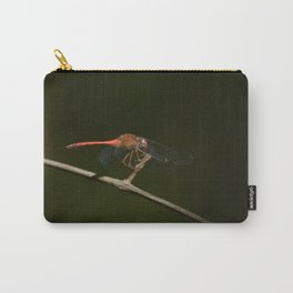 Half-banded Toper (dragonfly) Carry-All Pouch