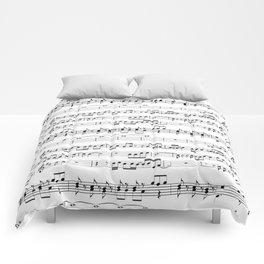 Musical Comforters