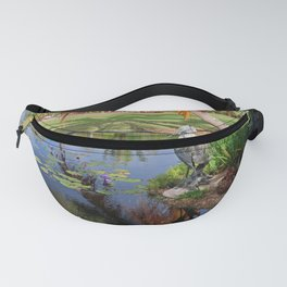 At the Pond Fanny Pack