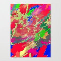 Sugar Shock Canvas Print