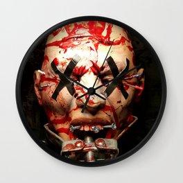 Pain Wall Clock