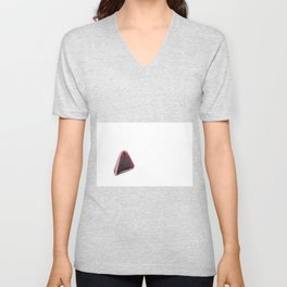 This pyramid shape of an cuberdons is a very tasty candy from Ghent Unisex V-Neck