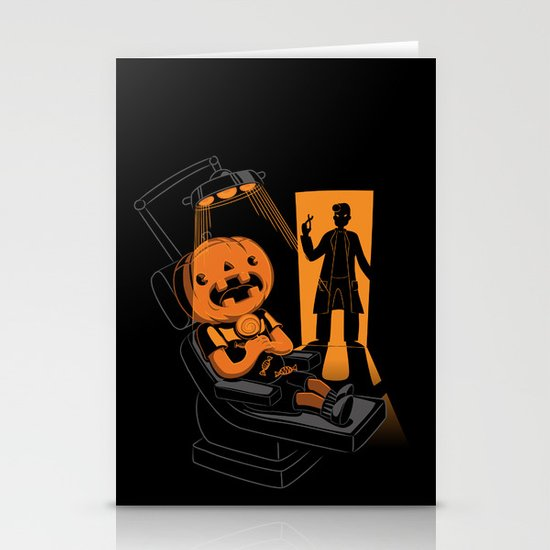 Are You Afraid of the Dentist? Stationery Cards