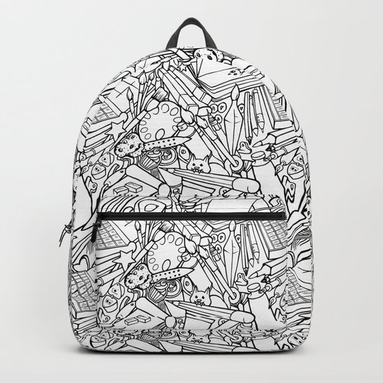 Artist haven Backpack