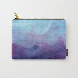 Aquarelle Carry-All Pouch