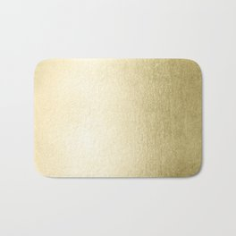 Simply Gilded Palace Gold Bath Mat