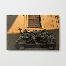 Luz de Florencia Metal Print