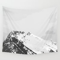arctic monkeys Wall Tapestries featuring Arctic by LejonInteraktiv