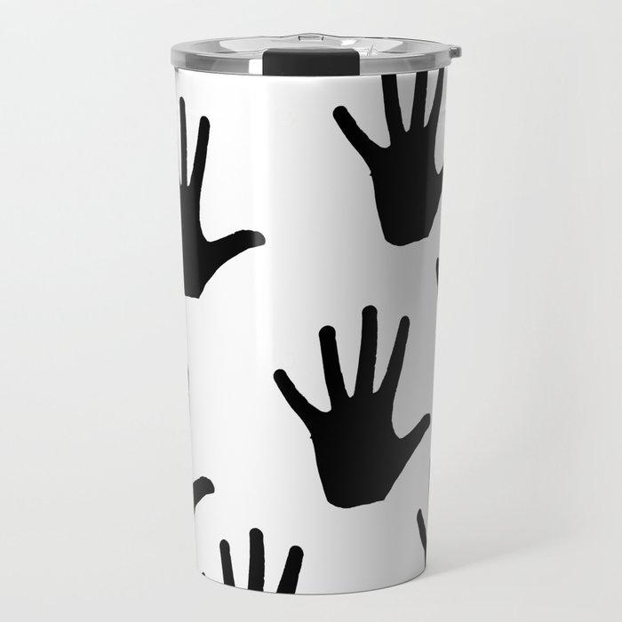 high five Travel Mug