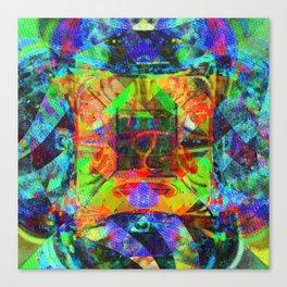 For when the segmentation resounds, abundantly. [extra, 02] Canvas Print