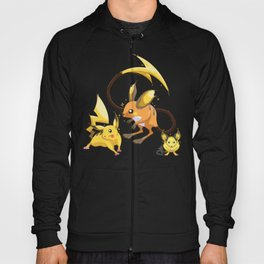 Electric Mouse Evolution Hoody